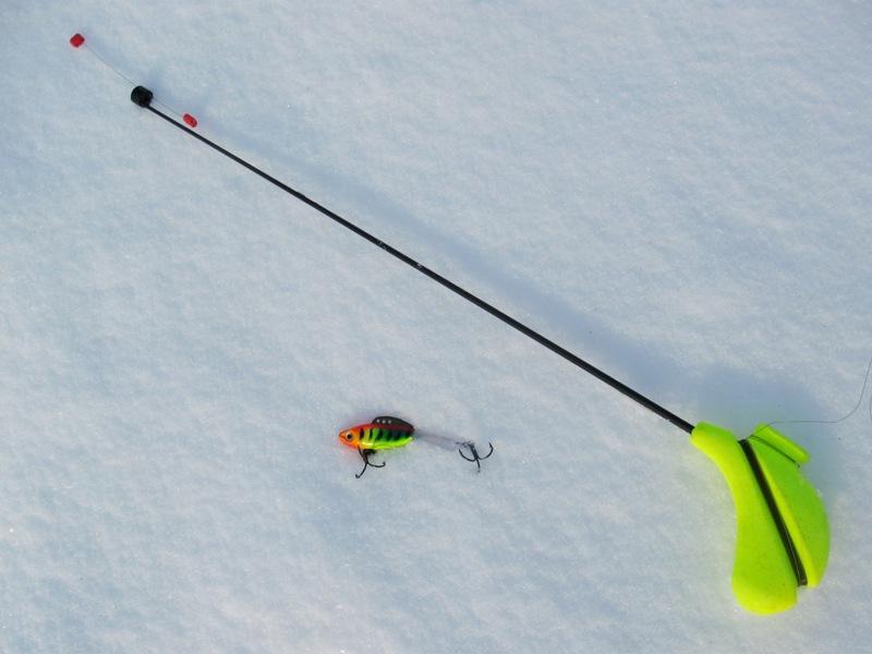 удочки +для зимней ловли